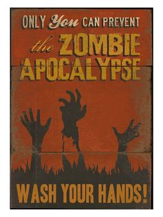 Zombie Apocalypse from Apartment Week