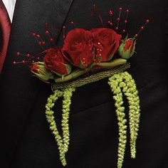 Prom flowers: On Trend-Prom 2015-All about That BLING!