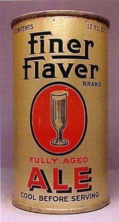 Finer Flaver Brand Ale LA C L938