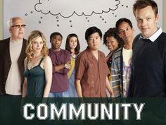 Community fav-tv-shows