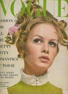Portada Vintage de la Revista Vogue