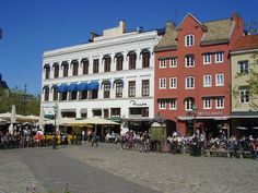Lilla Torg met doorkijkje naar Stortorget