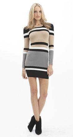 Jessie - A Fashion Boutique - Torn by Ronny Kobo - Cecilia Dress - Neutral, $290.00 (http://www.jessieboutique.com/products/torn-by-ronny-kobo-cecilia-dress-neutral.html)