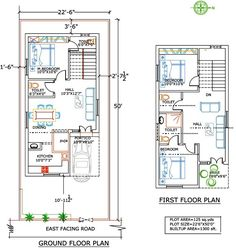 Download 900 Sq Ft House Plans East Facing | Adhome