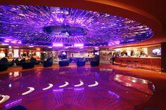#MSCFantasia L'Insolito Lounge