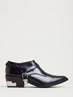 Toga Women's Top Stitch Ankle Boots. They're so beautiful!