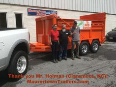 We sell colors at Maurertown Trailers. BWise 12' Ultimate Dump Trailer. Dump Trailers, Trucks, Colors, Truck, Colour, Color, Paint Colors, Hue