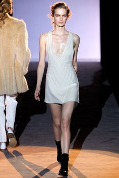 Mirte Maas in Hakaan Fall 2011