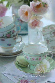 Aiken House & Gardens: Celebrating Tea