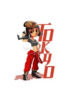 La casa de Papel - Tokyo by Fabiovieira Coloriage Lucky Luke, Netflix Movie List, Supreme Brand, Beyblade Characters, Apple Wallpaper, Portrait Art, S Star, Cute Drawings, Supergirl