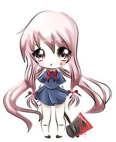 lizbless una chibi Yuno para {...} Imagen | @razorz en Taringa!