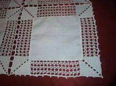 Resultado de imagen de croche em linho Quilts, Blanket, Crochet, Tela, Yarns, Amor, Crocheting, Patterns, Quilt Sets