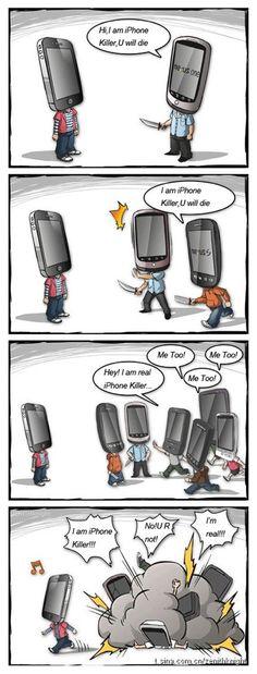 The iPhone Killer