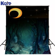 Find More Background Information about Photographic Background Halloween Forest Withered Skull Photo Backdrops Moon Stars Kate Background Backdrop,High Quality backdrop,China backdrop background Suppliers, Cheap backdrops beautiful from Marry wang on Aliexpress.com