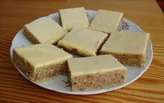 Czech Recipes, Russian Recipes, Gluten Free Cookies, Christmas Cookies, Feta, Great Recipes, Cheesecake, Goodies, Dairy