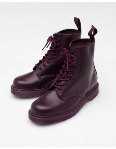 1460 8 Eye Boot In Purple   Need Supply