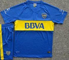 Camisetas Camiseta Boca Juniors 2017 1ª