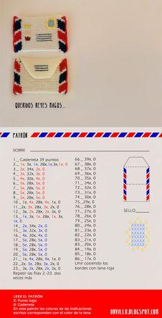 Crocheting Letters Tutorial : ... Crochet/Knit Letters on Pinterest Crochet Letters, Crochet Alphabet