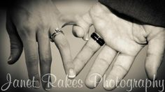 Such a cute wedding ring photo!!  Thank you Rakes Photography!
