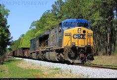 Thomasville Georgia, Csx Transportation, Locomotive, Train, America, Modern, Trains, Trendy Tree, Locs