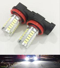 $2.03 (Buy here: https://alitems.com/g/1e8d114494ebda23ff8b16525dc3e8/?i=5&ulp=https%3A%2F%2Fwww.aliexpress.com%2Fitem%2FCar-H11-Led-High-Power-12V-SMD-5630-12W-SMD5000K-LED-Xenon-white-Daytime-Running-Light%2F32638131817.html ) Car H11 Led High Power 12V SMD 5630 12W SMD5000K  LED Xenon white Daytime Running Light led car Bulbs car light source Fog lamp for just $2.03