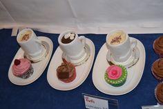 Expotarta Madrid 2013, concurso cupcakes How To Make Cake, Panna Cotta, Madrid, Cupcakes, Baking, Ethnic Recipes, Party, Food, Bread Making