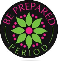 BePreparedPeriod - helping girls and women go with the flow! They've got forums to ask questions, tips and articles to read, and a place to share stories! They also have links for more safe, Eco-friendly feminine hygiene products.