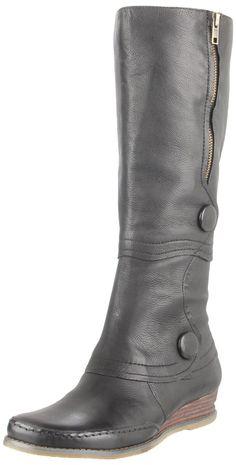 Miz Mooz Women's Portia Knee-High Boot