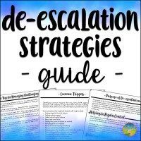 50 De-escalation Strategies