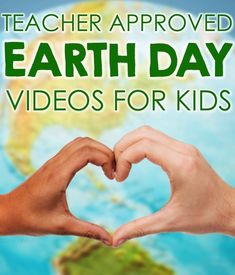 Earth Day Videos for Kids #earthday