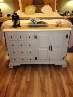 Cabinet Painted With Sherwin Williams Steamed Milk Semi