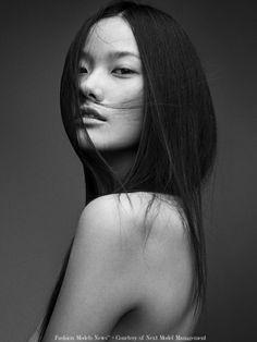Zhang Tong @ Next Model Management in Milan ('new faces' division) | Fashion Models News™