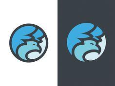 Eagle Logo by Yoga Perdana #Design Popular #Dribbble #shots
