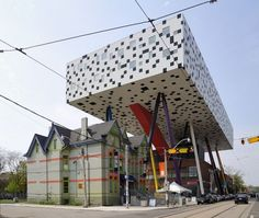Balancing Buildings: 14 Seemingly Gravity-Defying Structures