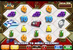Midas Millions Slots Games by moon.bingo, via Flickr