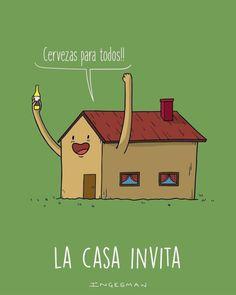 Invita la casa