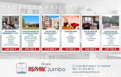 Estas son algunas de las propiedades que tenemos en RE/MAX Jumbo Mar, si te interesa alguna, no dudes en preguntar . . . #realestate#realtor#realestatelife#sales#ventas#home#house#casa#buy#sell#rentals#remax#remaxagent#barcelona#barcelonagram#barcelonalovers#bcnigers#igers#igersbcn#spain#españa#eixample#instahome#instagram#tips#homeforsale#barcelonacity#ig_barcelona#barcelonainspira#pisos#tips #localrealtors - posted by Adrian Esteves Re/Max https://www.instagram.com/adrianrealestatebcn…