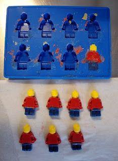 Lego Chocolates!
