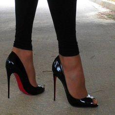high heels stilettos -- Click visit link above to read Platform High Heels, Black High Heels, High Heel Boots, High Heel Pumps, Pumps Heels, Heeled Boots, Stiletto Heels, Shoe Boots, Super High Heels