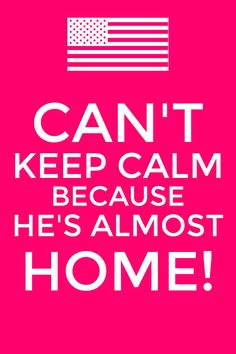 It's taking every ounce of my energy to keep calm!