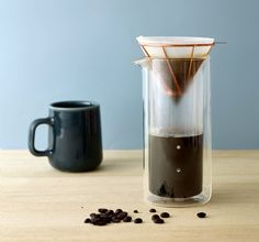 h.a.n.d. coffee dripper by Toast Living  //  .SG