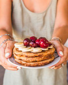 Pancakes légers «super healthy»