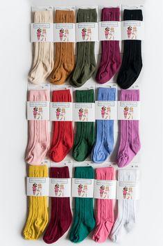 1dfca8b78b6 Anklet Sock Bundle - 4 pairs. Girls Knee High ...