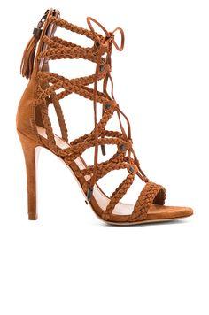 e3c8922339207 Schutz Glenna Heel in Caramel Mara Hoffman, Moda Çantalar, Topuklu  Ayakkabılar, Caramel,