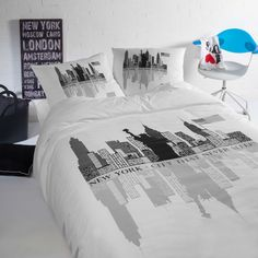 couvre lit noir sur pinterest couvre lits chambres noires et literie rouge. Black Bedroom Furniture Sets. Home Design Ideas