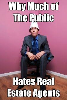 Why there are many people who hate real estate agents: https://plus.google.com/u/0/110779935325706809622/posts/hMHyu7Bsomp #realestate #realtors