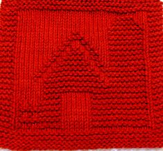 Knitting Cloth Pattern BARN PDF by ezcareknits on Etsy, $2.85