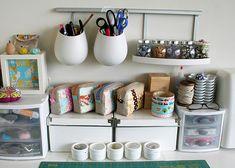 Creative Craft Storage
