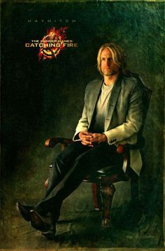 Haymitch 'The Hunger Games: Catching Fire' Capitol Couture Portraits | Photos | Hollywood.com