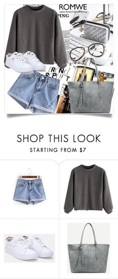 """""""romwe"""" by perfex ❤ liked on Polyvore"""